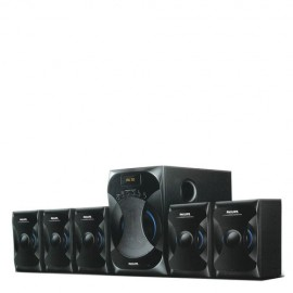 Philips Home cinema 5.1 Canaux Bluetooth 45W - Noir5.1 Canaux Bluetooth 45W - Noir