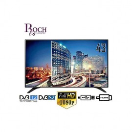 """Roch TV LED - 43"""" - Slim..."""