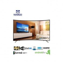 Nasco Smart TV Led Incurvée...