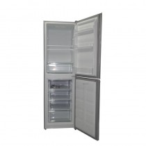 Nasco Réfrigérateur - NASD2-29 / SNASD2- 29 - 239 Litres - Gris/Blanc - Garantie De 12 Mois