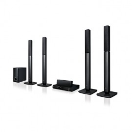 LG Home Cinema LHD457 - 330 Watts - Bluetooth - Noir