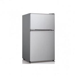 Midea Refrigerateur HD-113F 2 Portes 121 Litres Gris - Garantie 12 mois