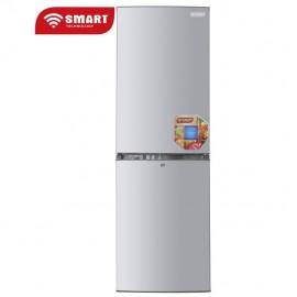 SMART Réfrigérateur Combiné  270 Litres - STCB-398S- - Argent - 12 Mois Garantie