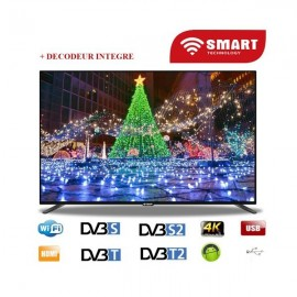SMART TV LED- 75 Pouces -...