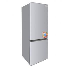 SMART TECHNOLOGY Réfrigérateur Combiné - STCB-378S- 244L - Argent - 12 Mois Garantie