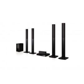 LG Home Cinema - LG LHD657BT - 1000 W - Bluetooth - USB/HDMI - Noir