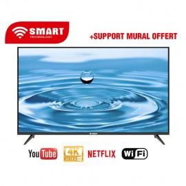 SMART TV - 55 POUCES - UHD...