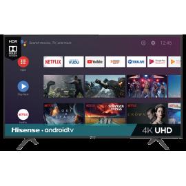 Hisense 55″ - Série A7100F - UHD 4K - SMART TV - Garantie 12 Mois