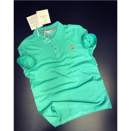 Polo Homme Manches Courtes - Vert