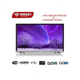 SMART - 24 Pouces - TV LED...