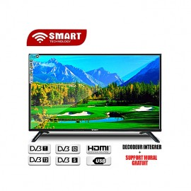 SMART  32 Pouces - TV LED -...