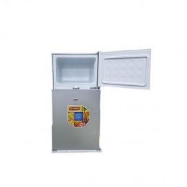 Réfrigerateur 2 Battants - STR-99H - 85 Litres-Gris - 12 Mois Garantie