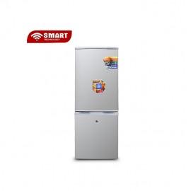 Réfrigérateur Combiné - STCB-185H - 136 Litres - Argent - 12 Mois Garantie
