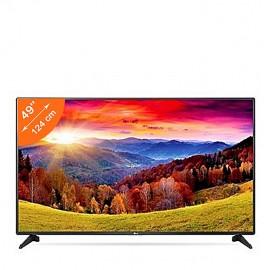 LG TV LED - 49 Pouces - 49LK5100PVB - Full HD - Noir - Garantie 12 MOIS- Full HD - Noir - Garantie 12 MOIS