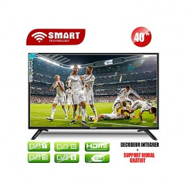 SMART 40 POUCES -TV LED -...