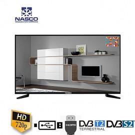 NASCO 32 Pouces - TV LED...
