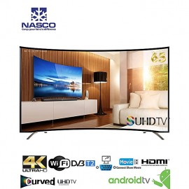 NASCO 65 Pouces Smart TV -...