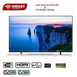 Smart TV LED 50 Pouces -...