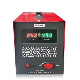 Régulateur De Tension Automatique - AVR-2000Va - 2000 Va - Rouge