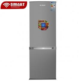 Réfrigérateur Combiné - STCB-411V- 270L - Argent - 12 Mois Garantie