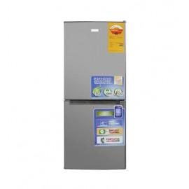 NASCO Réfrigérateur Combiné - HNASD2-16 - 106L - Gris - 12 Mois de garantie