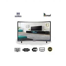 NASCO 43 Pouces TV LED -...