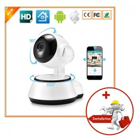 WiFi Smart Net Camera 64 Go...