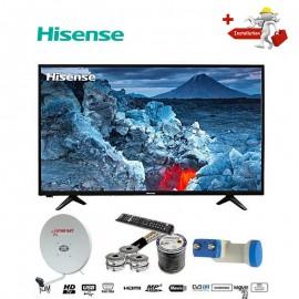 HISENSE TV LED - 39 Pouces...