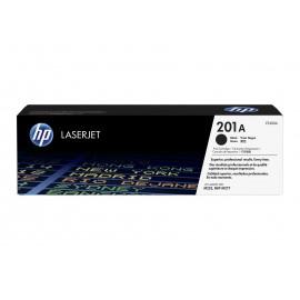 HP 201A toner LaserJet Noir...