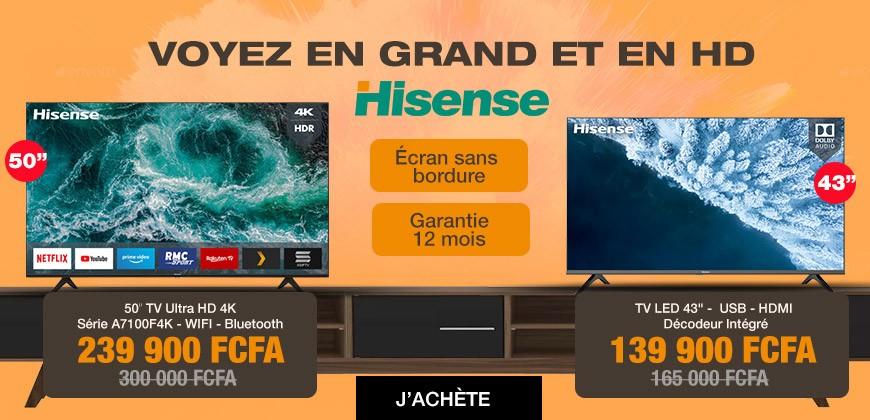 Promo Hisense